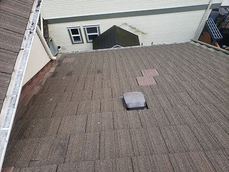 roof cleaning after 1