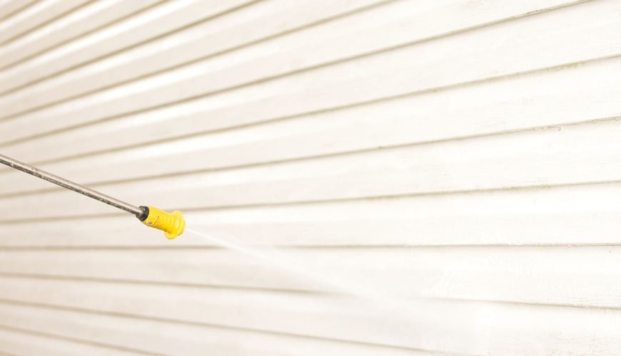 Siding Cleaning Services