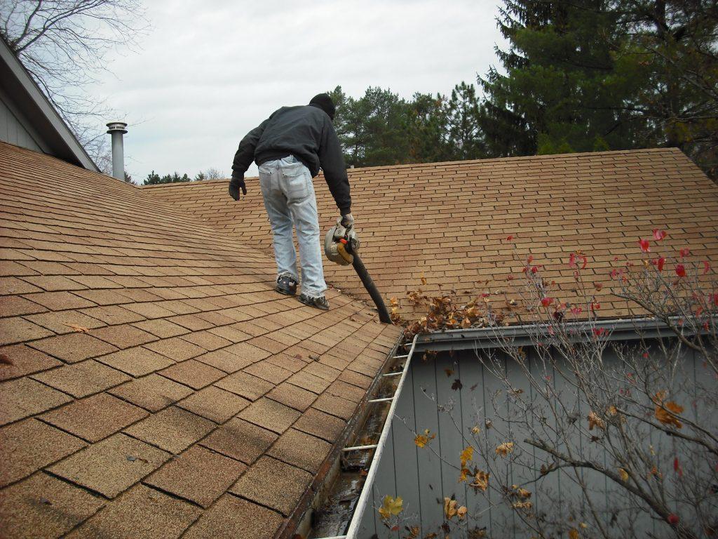 Clean Roof Top