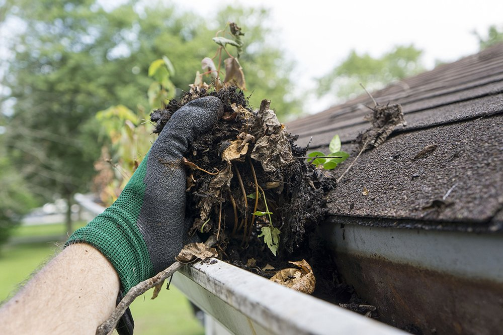 Prevent Water Damages with Gutters