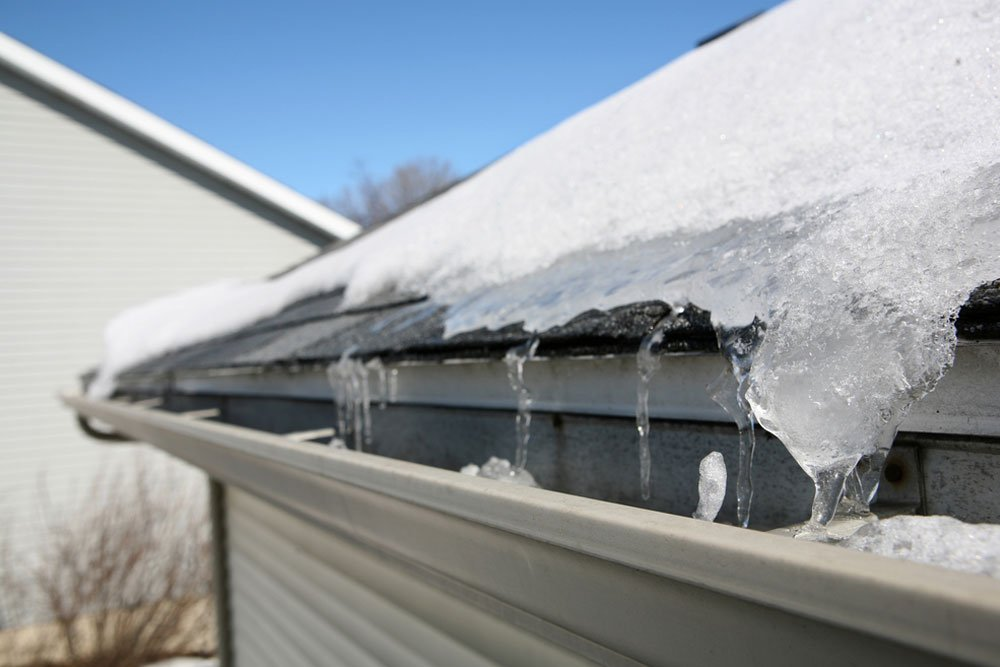 Professionals Clean Gutters